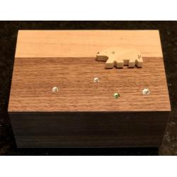 Star Night Puzzle Box